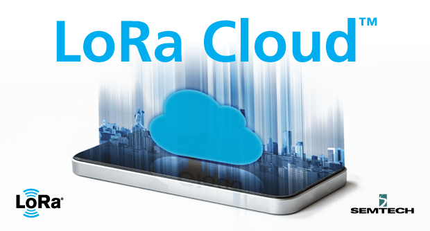 LoRa Cloud™ Complements the LoRa® Ecosystem and Offers Unique Services