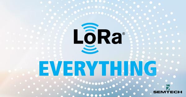 LoRa Everything 信息图