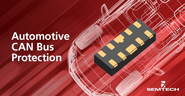 Automotive CAN Bus Protection