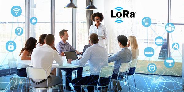 LoRa-Smart-Buildings